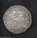 Italian States:Venice, Italian States: Venice. Lodovico Manin 1 Ducato ND (1789-97) Initials AZ, Dav-1574, boldly struck XF with underlying luster. ...