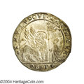 Italian States:Venice, Italian States: Venice. Lodovico Manin 1 Ducatone ND (1789-1797), Initials GF, Dav-1572, Choice AU with much luster. ...