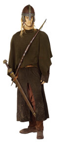 """Movie/TV Memorabilia, """"Rohirrim"""" screen-used costume from The Lord of the Rings trilogy. ..."""