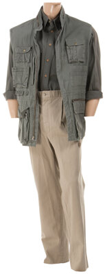 """Marshall Bell """"George/Kuato"""" signature ensemble from Total Recall"""