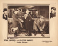 Movie Posters, Jean Harlow lobby card for Double Whoopee. . ...