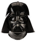 """Movie/TV Memorabilia, David Prowse """"Darth Vader"""" screen used signature mask and helmet from Star Wars: Episode V - The Empire Strikes Back...."""