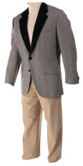 """Movie/TV Memorabilia, Peter Graves """"James Phelps"""" suit from Mission: Impossible...."""