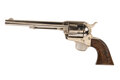 """Movie/TV Memorabilia, Henry Fonda """"Frank"""" revolver from Once Upon a Time in the West...."""