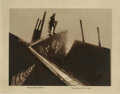 Movie Posters, Conrad Veidt lobby card for The Cabinet of Dr. Caligari.. ...