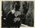 Movie/TV Memorabilia, London After Midnight (4) contact print photographs featuring Lon Chaney, Sr....