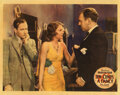 Movie Posters, Barbara Stanwyck (4) lobby cards for Ten Cents a Dance. . ...