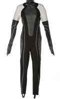 """Movie/TV Memorabilia, """"Katniss Everdeen"""" tribute combat wetsuit from The Hunger Games: Catching Fire...."""