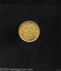 Mexico: , Mexico: Republic Gold 1 Peso 1896 Mo-B, KM-410.5, Choice AU..From the Savannah River Site Collection....