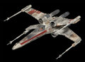 Movie/TV Memorabilia, Original screen used X-Wing Fighter miniature from Star Wars: Episode IV – A New Hope. ...