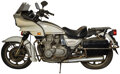 """Movie/TV Memorabilia, Mel Gibson """"Martin Riggs"""" police motorcycle from Lethal Weapon 3...."""