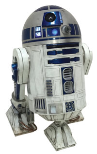 """Star Wars""""R2-D2"""" remote control droid used for promotional and personal appearance events. (ca. 2009..."""