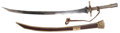 """Movie/TV Memorabilia, Sean Connery """"Raisuli"""" hero sword from The Wind and the Lion from the collection of writer/director John Milius...."""