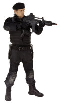 Movie/TV Memorabilia, Lee Christmas elaborate tactical ensemble from The Expendables 3. ...