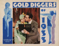 Movie Posters, Gold Diggers of 1933 lobby card. . ...