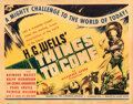 Movie Posters, Director William Cameron Menzies complete (8) lobby card set for H.G. Wells' Things to Come. . ...