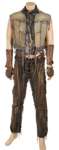 """Movie/TV Memorabilia, Kevin Costner """"Mariner"""" Costume and accessories from Waterworld...."""