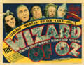 Movie Posters, The Wizard of Oz title-lobby card. . ...