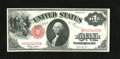 Fr. 36 $1 1917 Legal Tender Choice About New. This note exhibits a pressed out center fold, but is nice and crisp with g...