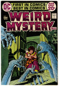 Bronze Age (1970-1979):Horror, Weird Mystery Tales #1 (DC, 1972) Condition: NM-....