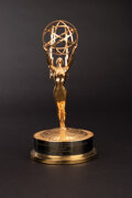 """Movie/TV Memorabilia, Ted Knight's 1975-76 Emmy for """"Outstanding Continuing Performance By A Supporting Actor In A Comedy Series"""" for the Mary Tyler..."""