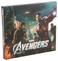 """Movie/TV Memorabilia, Stan Lee and cast signed """"The Art of the Avengers"""" hardbound book...."""