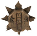Movie/TV Memorabilia, Book of the Dead Key to Hamunaptra from The Mummy....