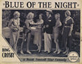 Movie Posters, Blue of the Night (2) lobby cards. . ...