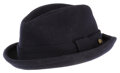 """Movie/TV Memorabilia, Sylvester Stallone """"Rocky"""" signature hat from Creed...."""