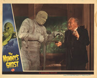 Lon Chaney, Jr. lobby card for The Mummy's Ghost