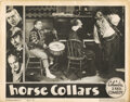 Movie Posters, The Three Stooges lobby card for Horse Collars. . ...