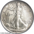 Walking Liberty Half Dollars: , 1917-S Obverse MS64 PCGS. The current Coin Dealer ...