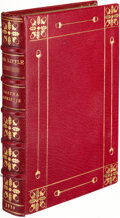 Books:Mystery & Detective Fiction, [Fine Binding]. Agatha Christie. Ten Little N*****s. London: The Crime Club by Collins, [1939]. First edition....