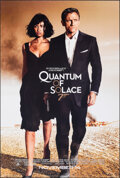 """Movie Posters:James Bond, Quantum of Solace (MGM, 2008). Rolled, Very Fine+. One Sheet (26.75"""" X 39.75"""") DS Advance. James Bond.. ..."""