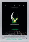 """Movie Posters:Science Fiction, Alien (20th Century Fox, R-2003). Rolled, Very Fine-. Director's Cut One Sheet (27"""" X 40"""") DS, Style B. Science Fiction.. ..."""