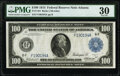 Fr. 1104 $100 1914 Federal Reserve Note PMG Very Fine 30