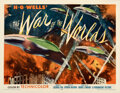 Movie Posters:Science Fiction, The War of the Worlds (Paramount, 1953). Fine/Very Fine on...