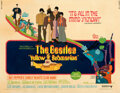 Movie Posters:Animation, Yellow Submarine (United Artists, 1968). Rolled, Very Fine...