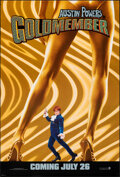"""Movie Posters:Comedy, Austin Powers in Goldmember (New Line, 2002). Rolled, Very Fine. One Sheet (27"""" X 40"""") DS Advance. Comedy.. ..."""