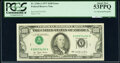 Error Notes:Inverted Third Printings, Inverted Third Printing Error Fr. 2168-A $100 1977 Federal Reserve Note. PCGS About New 53PPQ.. ...