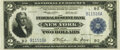 Fr. 750 $2 1918 Federal Reserve Bank Note PMG Choice Very Fine 35 EPQ