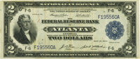 Fr. 762 $2 1918 Federal Reserve Bank Note PMG Choice Very Fine 35 EPQ