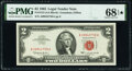 Small Size:Legal Tender Notes, Fr. 1513 $2 1963 Legal Tender Note. PMG Superb Gem Unc 68 ...
