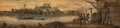 Books:Fore-edge Paintings, [Taylor and Hessey, binder]. Edward Young. Night Thoughts. And a paraphrase on part of the Book of Job. With the l...