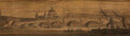 Books:Fore-edge Paintings, [Taylor and Hessey, binder]. James Hurdis. The Village Curate, and Other Poems. Including some pieces now first pu...