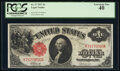 Fr. 37 $1 1917 Legal Tender PCGS Extremely Fine 40