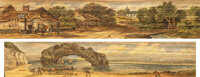 [Sangorski & Sutcliffe, binder]. J[ohn] Hassell. Tour of the Isle of Wight. London: Printed by