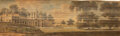 Books:Fore-edge Paintings, [Edwards of Halifax, presumed]. John Evelyn. Silva. Or, a discourse of forest-trees and the propagation of timber ...