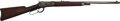 Long Guns:Lever Action, Modified Winchester Takedown Model 1892 Lever Action Rifle.. ...