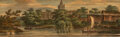 Books:Fore-edge Paintings, [Fore-Edge Painting]. The Dramatic Works of William Shakspeare [sic]. With a glossary. Chiswick: Printed by C. W...